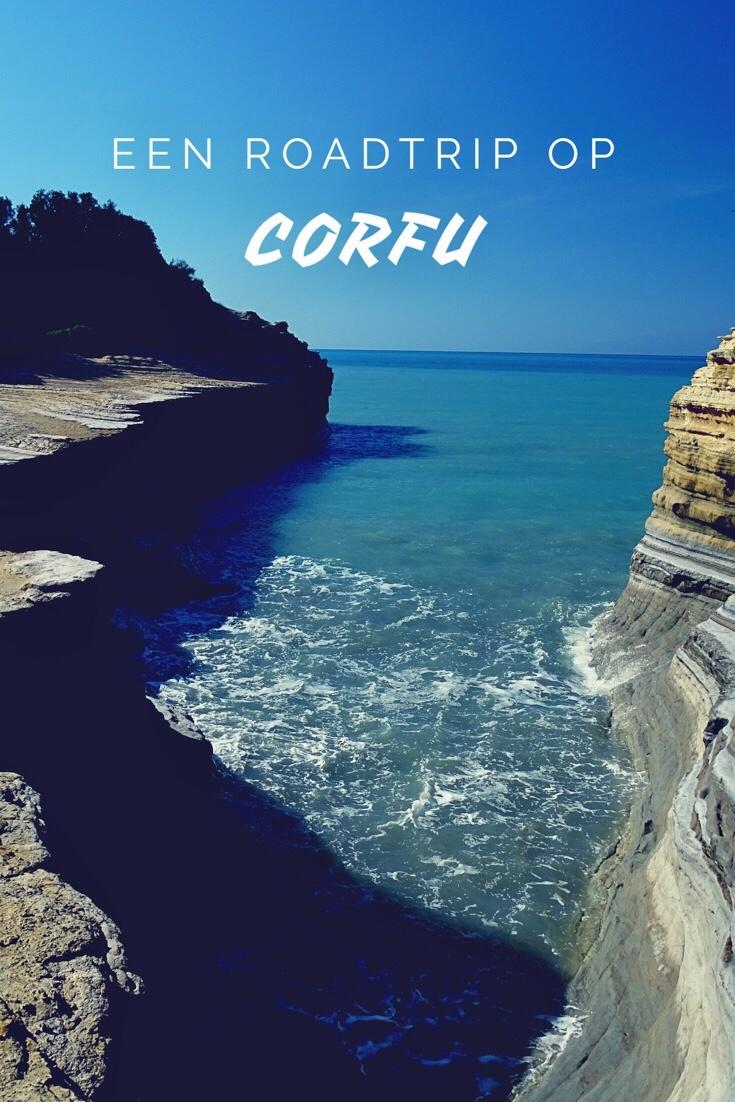 Ontdek het Griekse eiland Corfu met een huurauto - worldwife.nl #roadtrip