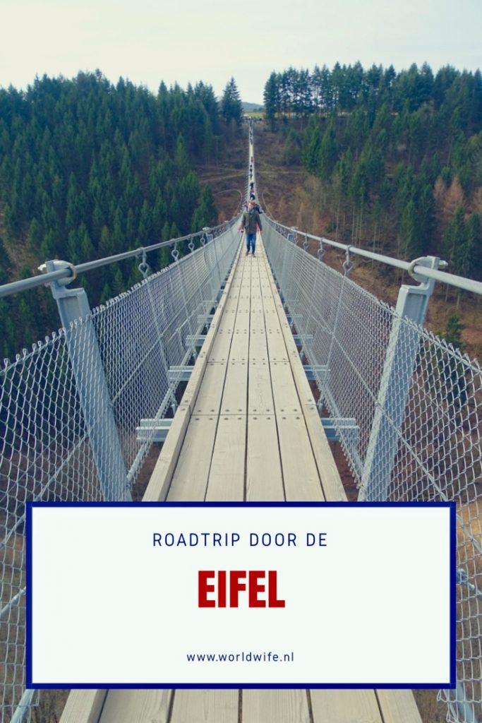 Tijdens een roadtrip door de Duitse Eifel zie je watervallen, kratermeren, burchten, bunkers en nog veel meer | www.worldwife.nl