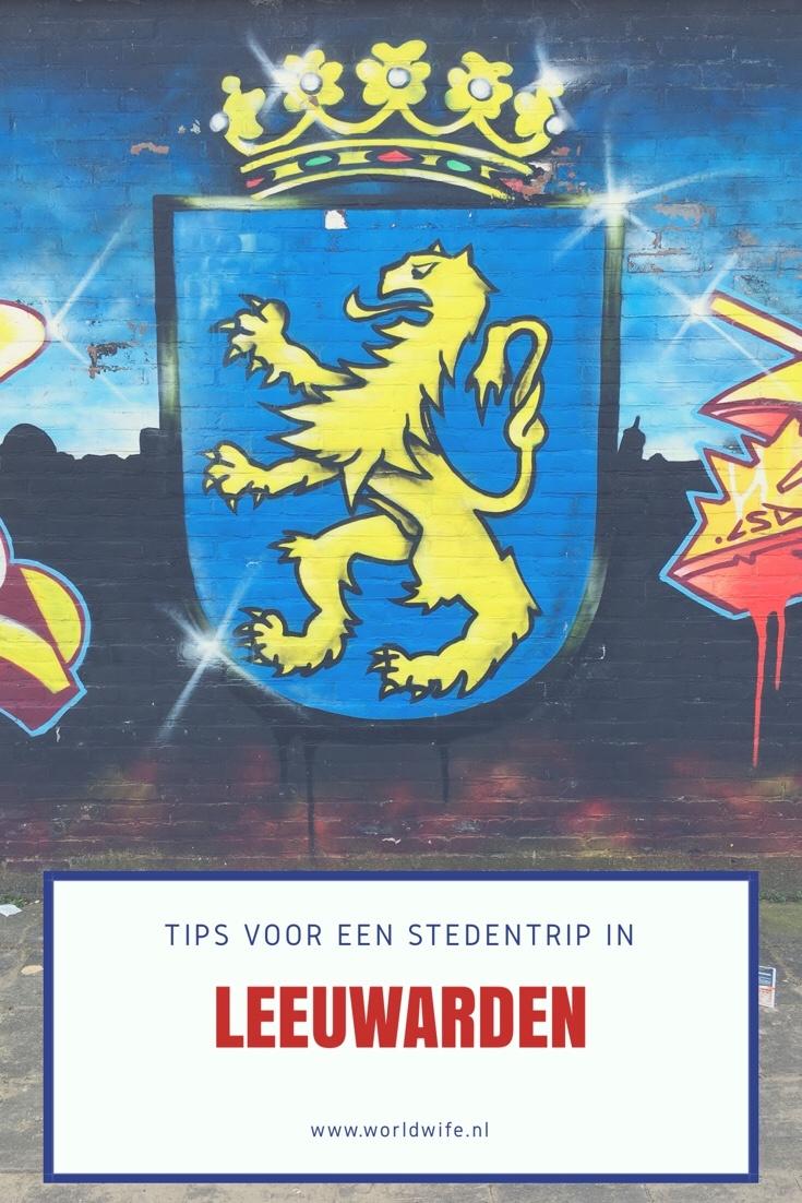 Tips voor een stedentrip Leeuwarden | Worldwife.nl