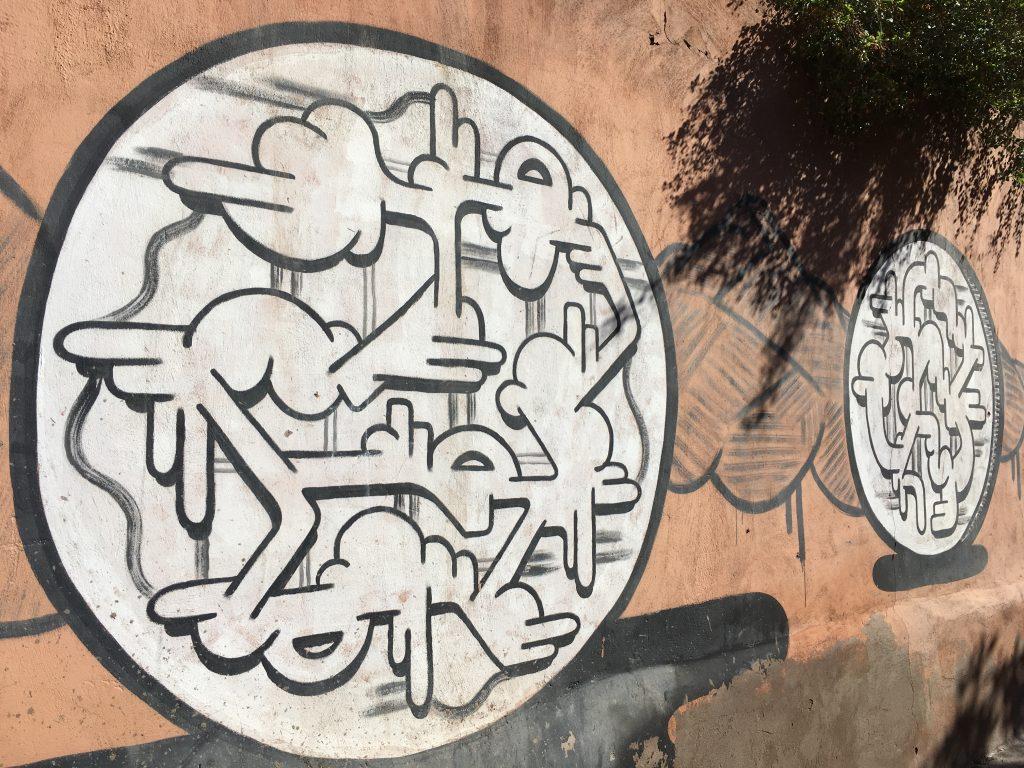 street art marrakech