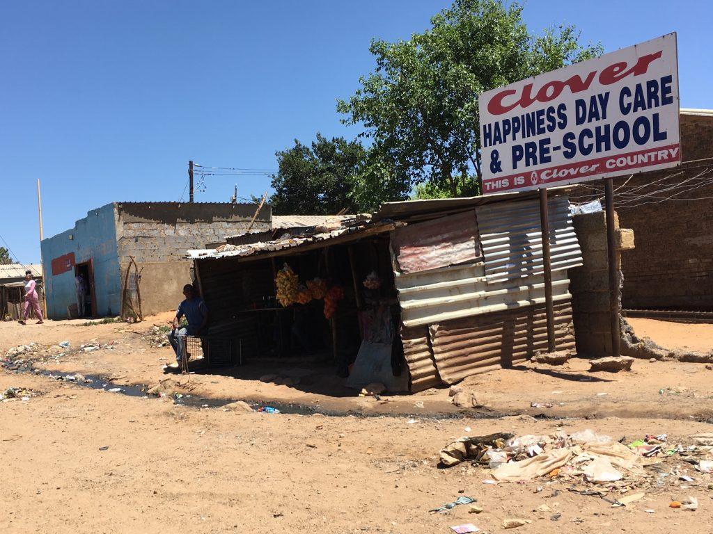 Lebo's Soweto fietstour