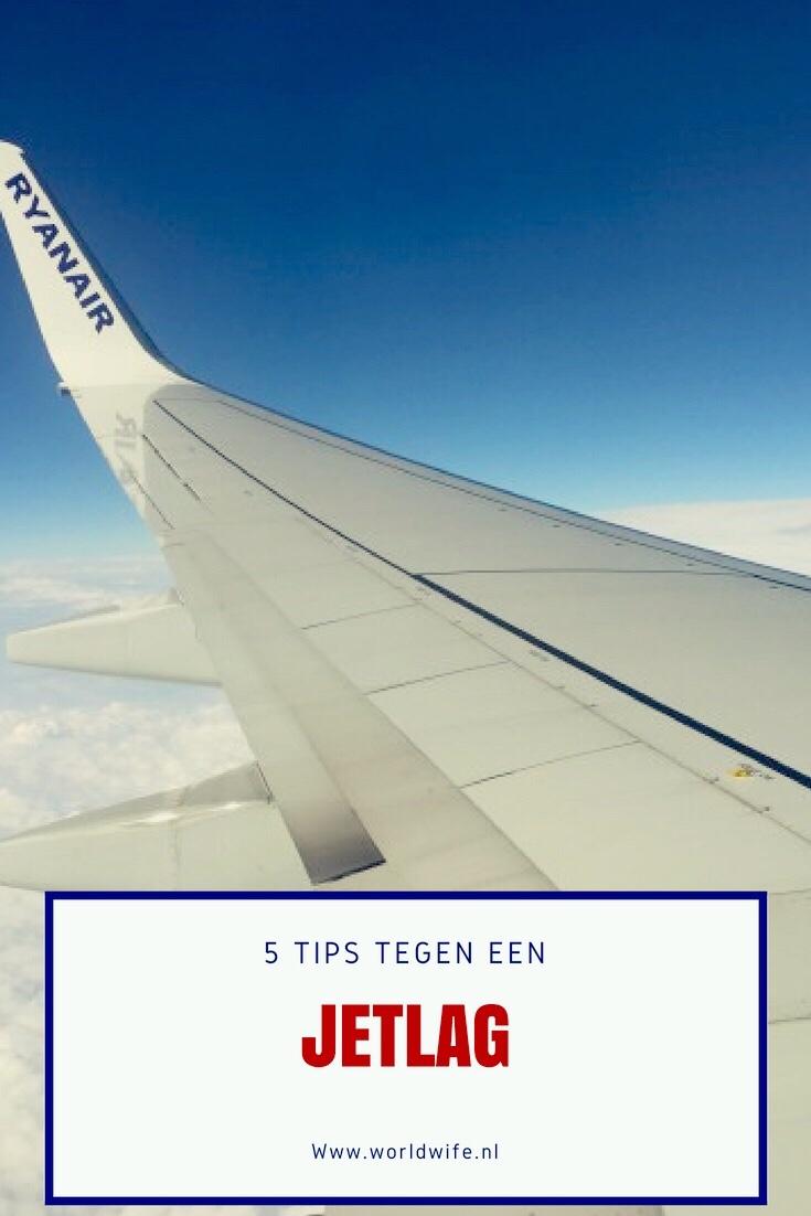 5 tips tegen een jetlag - www.worldwife.nl