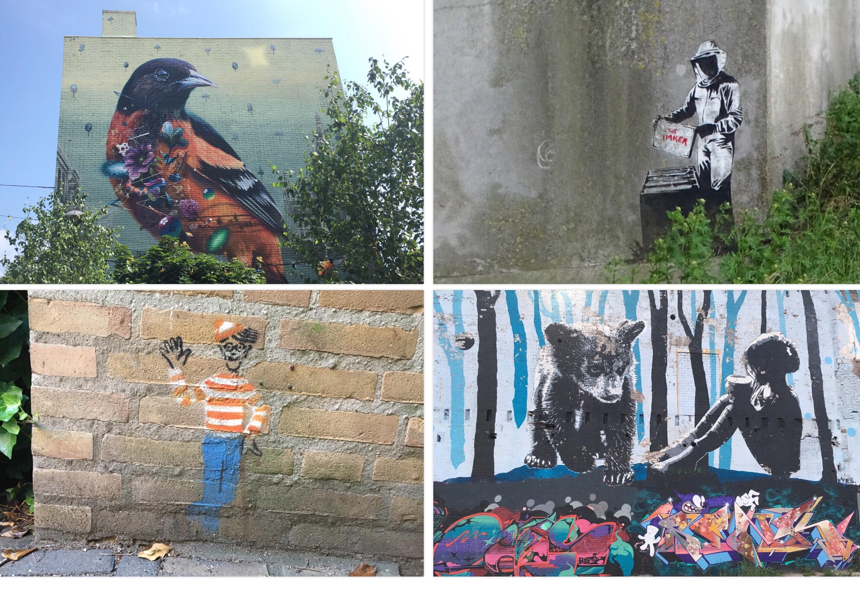 street art in nijmegen