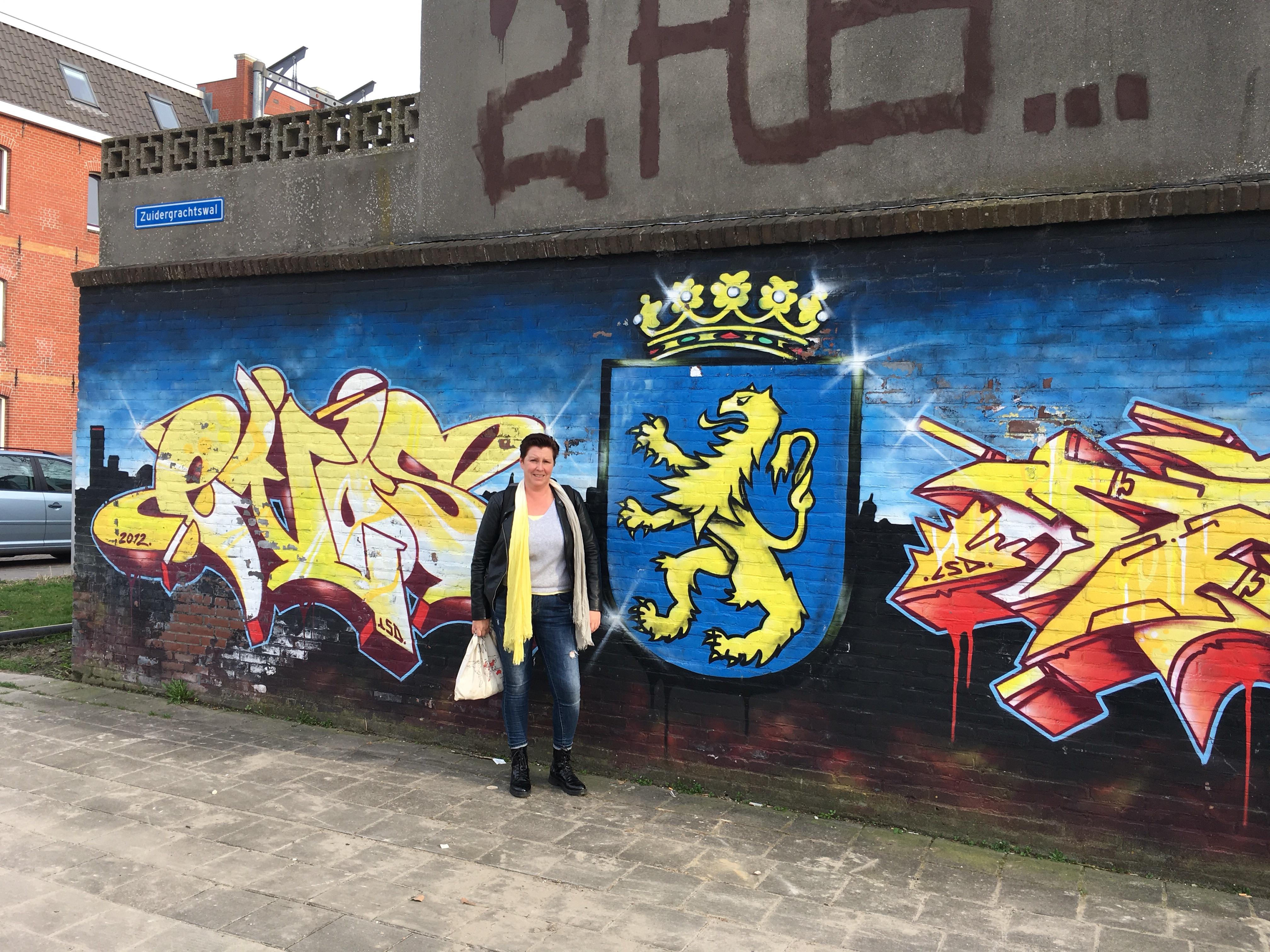 graffiti cambuur leeuwarden