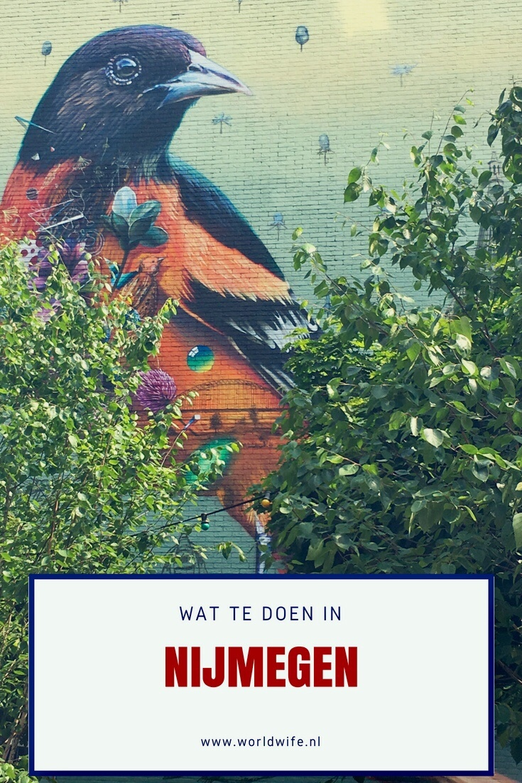 Wat te doen in Nijmegen - Worldwife.nl