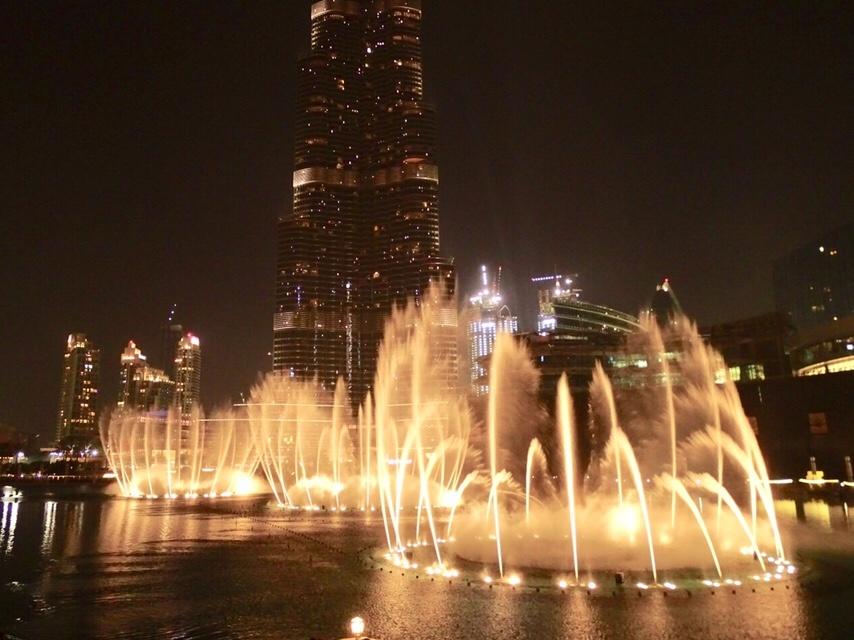 goedkoop naar Dubai