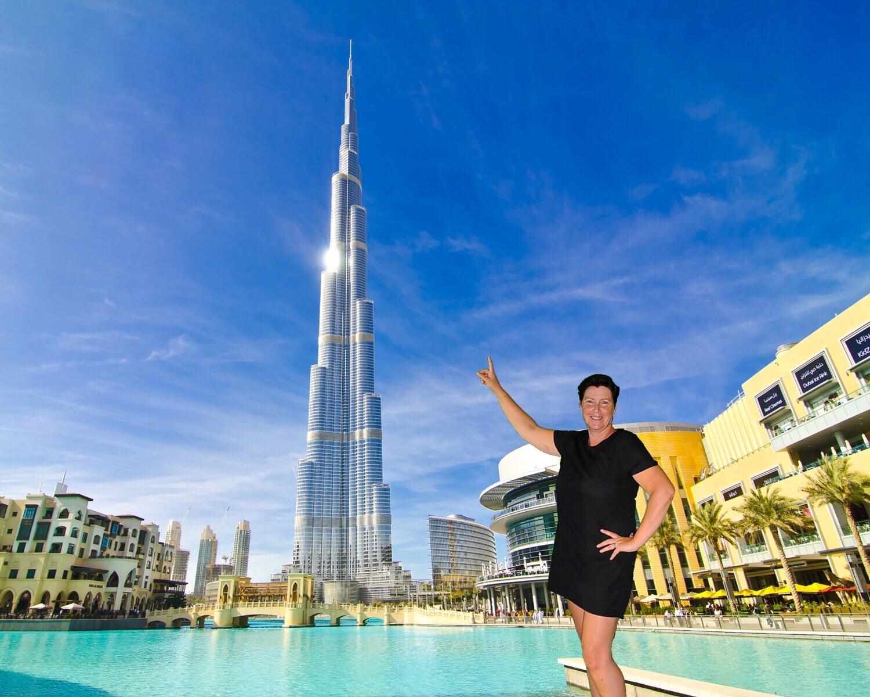 gratis in Dubai