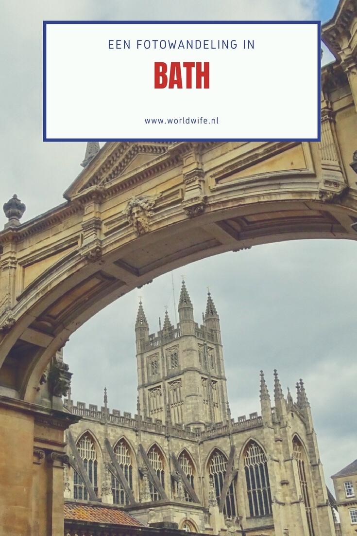 Wat te doen in Bath, Engeland - www.worldwife.nl