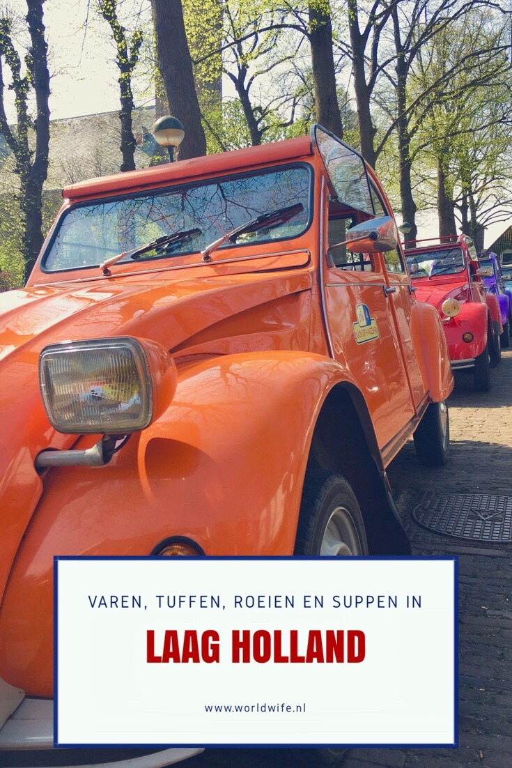Varen, tuffen, roeien en suppen in Laag Holland - www.worldwife.nl