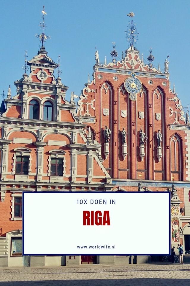 10 tips voor een heerlijk verblijf in Riga - www.worldwife.nl