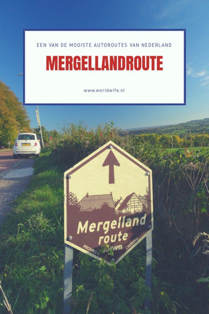 De Limburgse Mergellandroute is een van de mooiste autoroutes van Nederland.