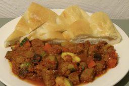 Turkse stoofschotel (recept)