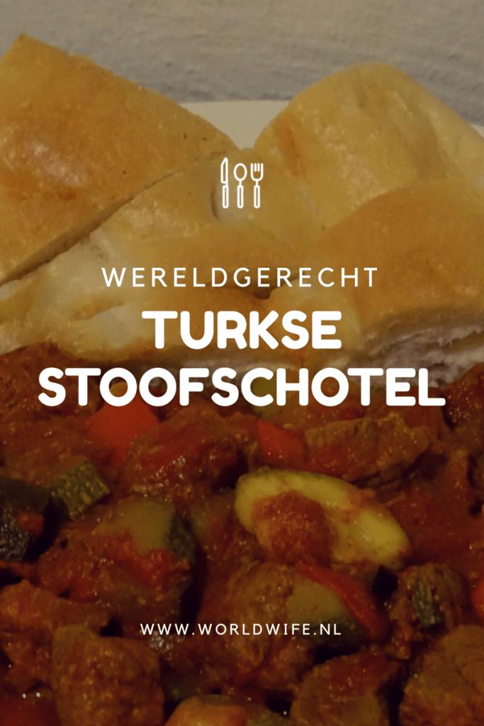 Recept voor een overheerlijke Turkse stoofschotel.