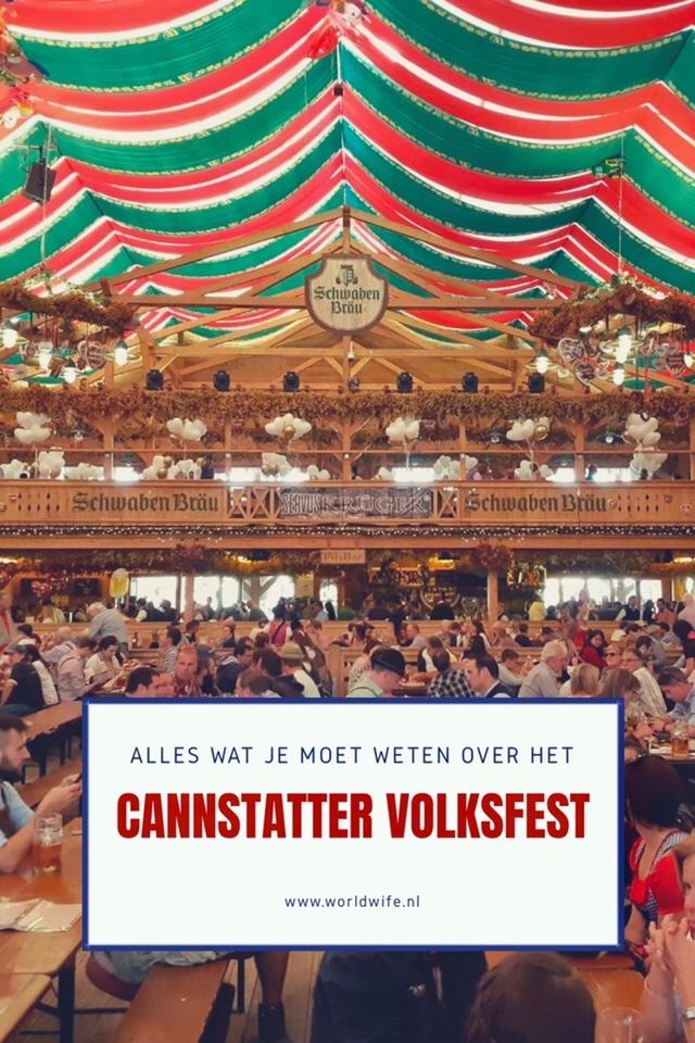 Alles wat je moet weten over het Cannstatter Volksfest in Stuttgart - www.worldwife.nl