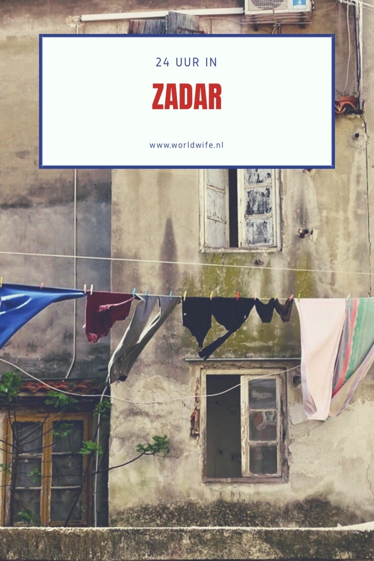 Wat te doen in 24 uur in Zadar, Kroatië