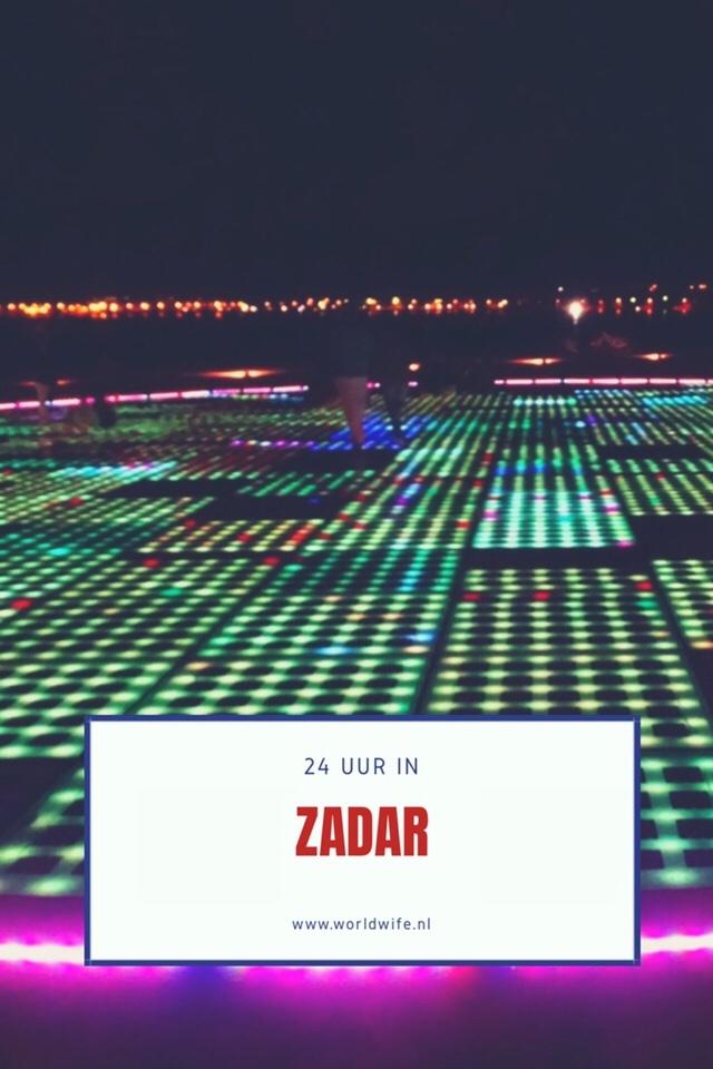 Ontdek het Kroatische Zadar in een dag