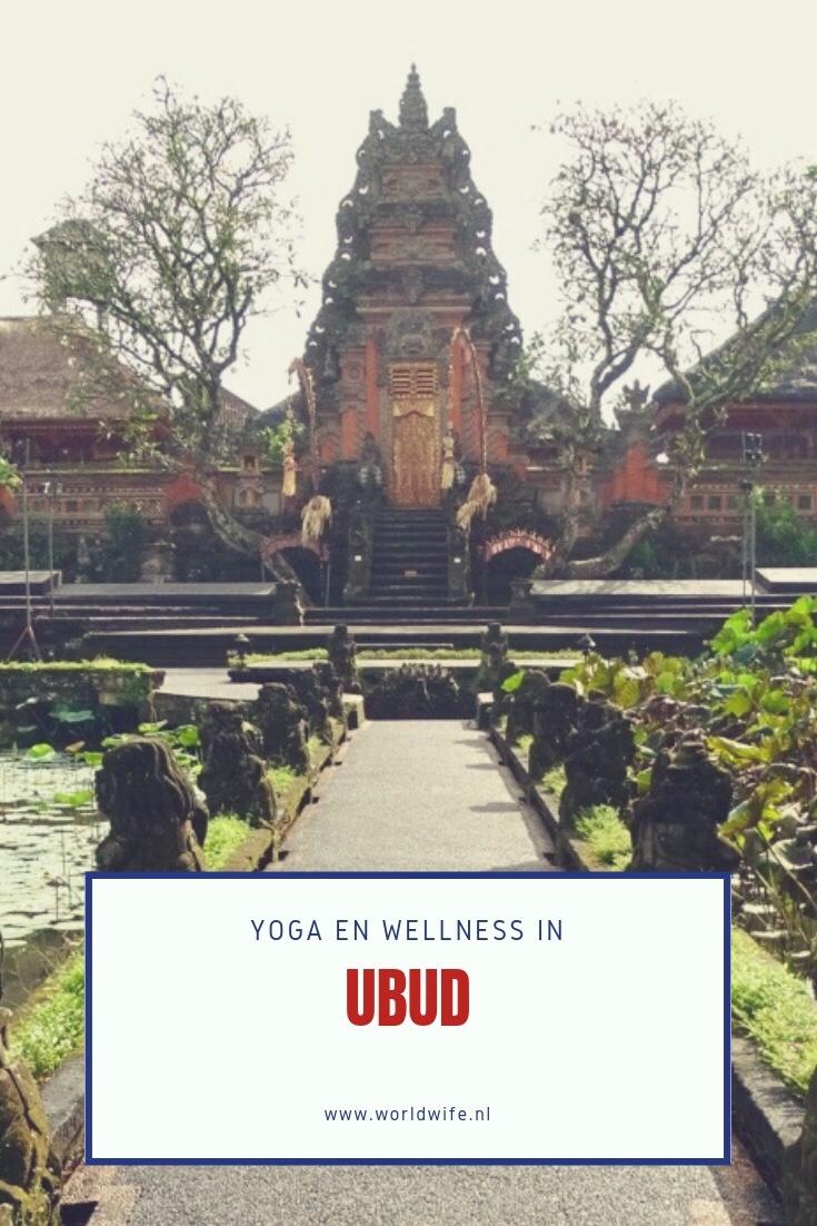 Tips voor een ontspannende dag met yoga en wellness in Ubud, Bali.