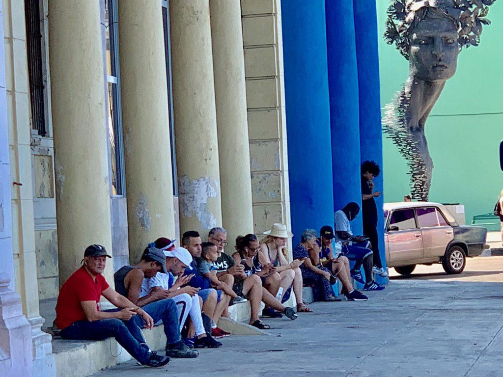 Waar wifi Havana
