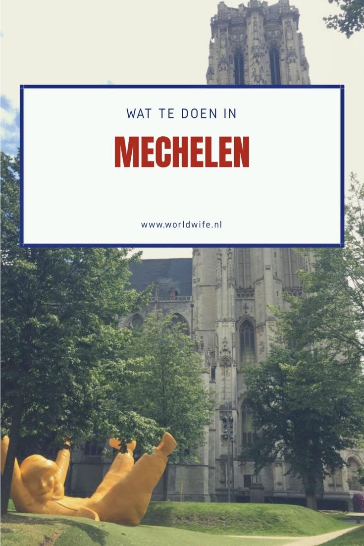 Wat te doen in Mechelen