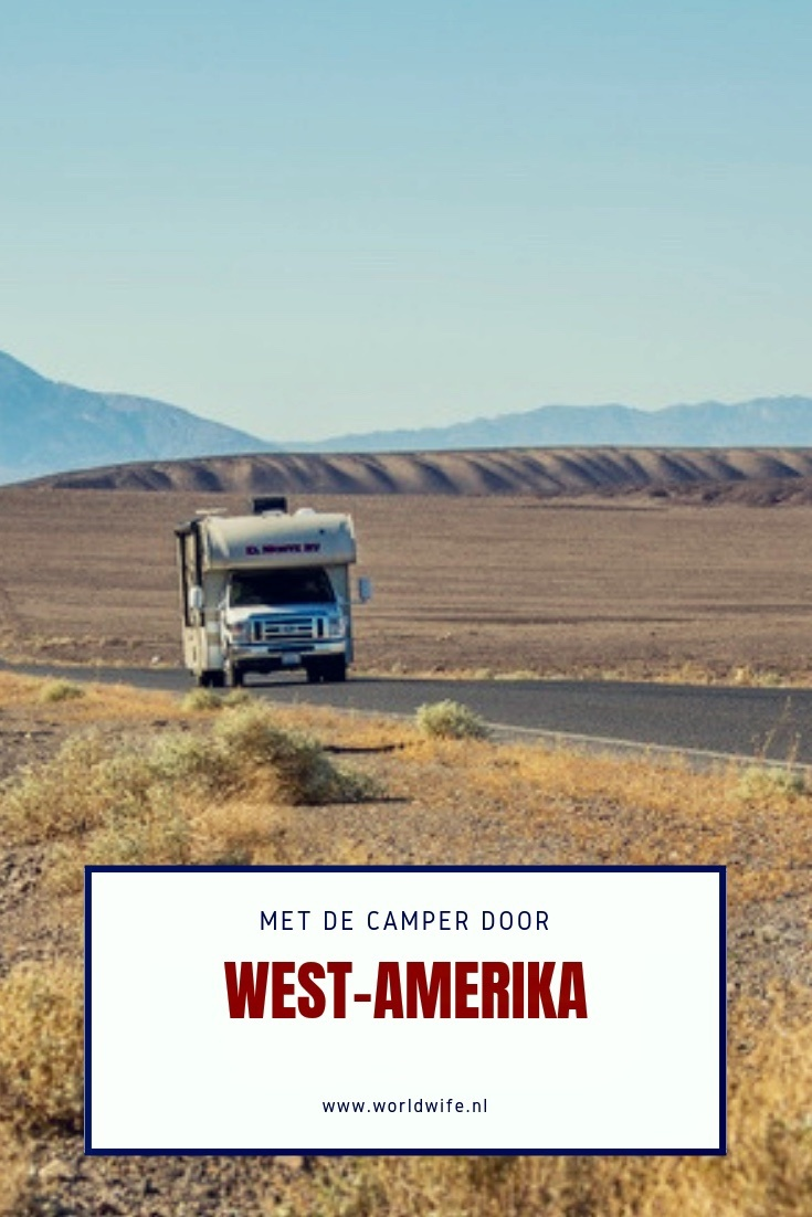 Ontdek bijzondere nationale parken en bruisende steden tijdens een camperreis door West-Amerika.
