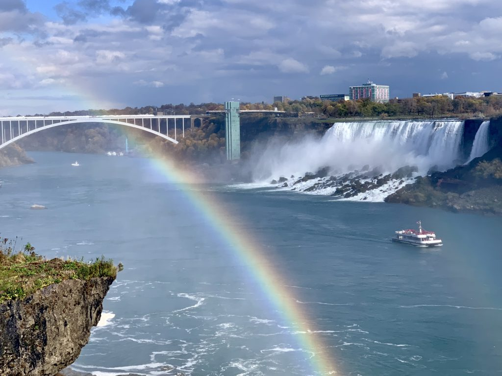 Tips Niagara watervallen