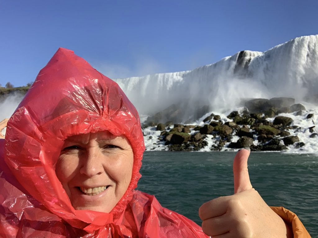 boottocht Niagara watervallen