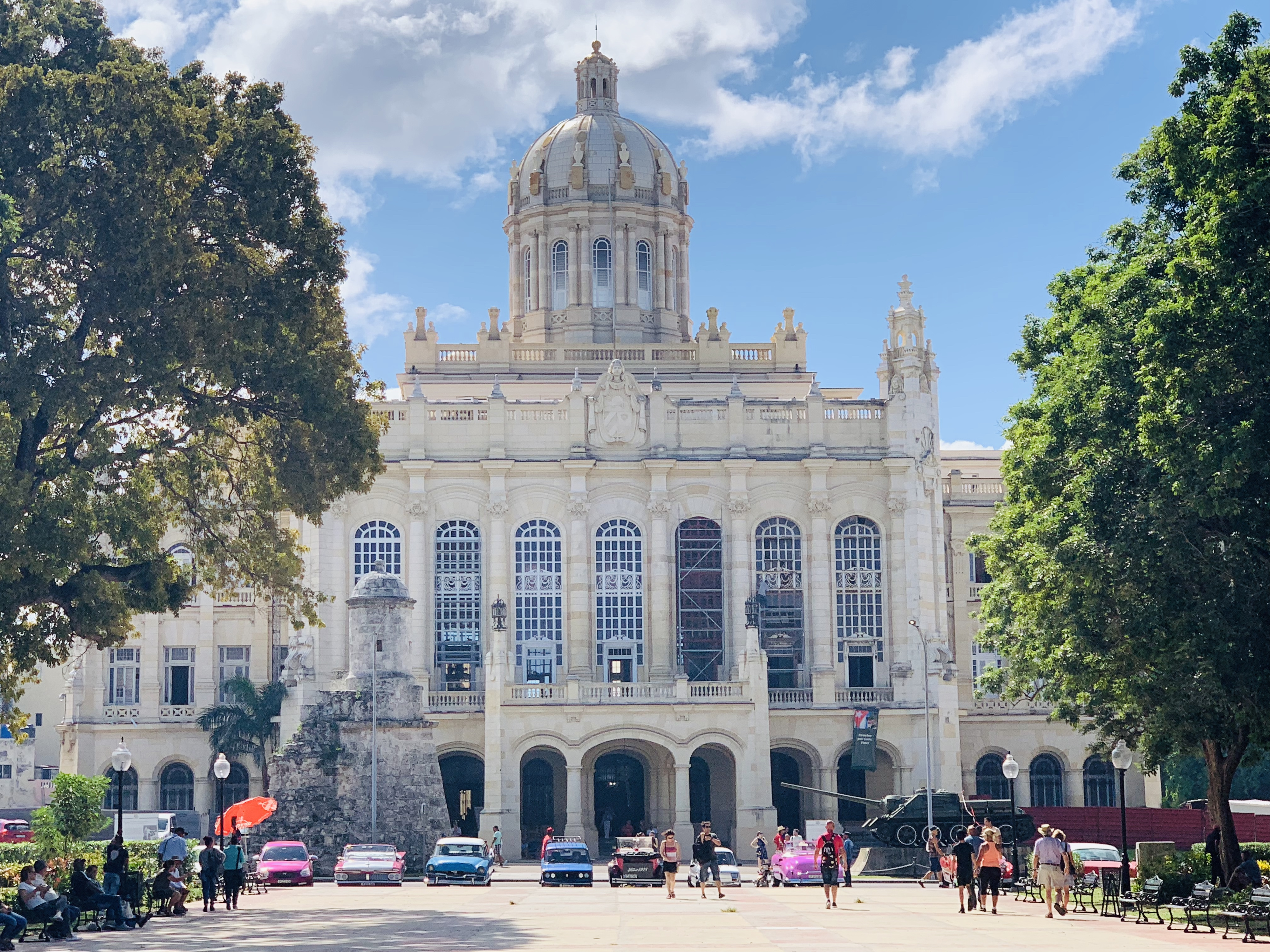 bezienswaardigheden Havana