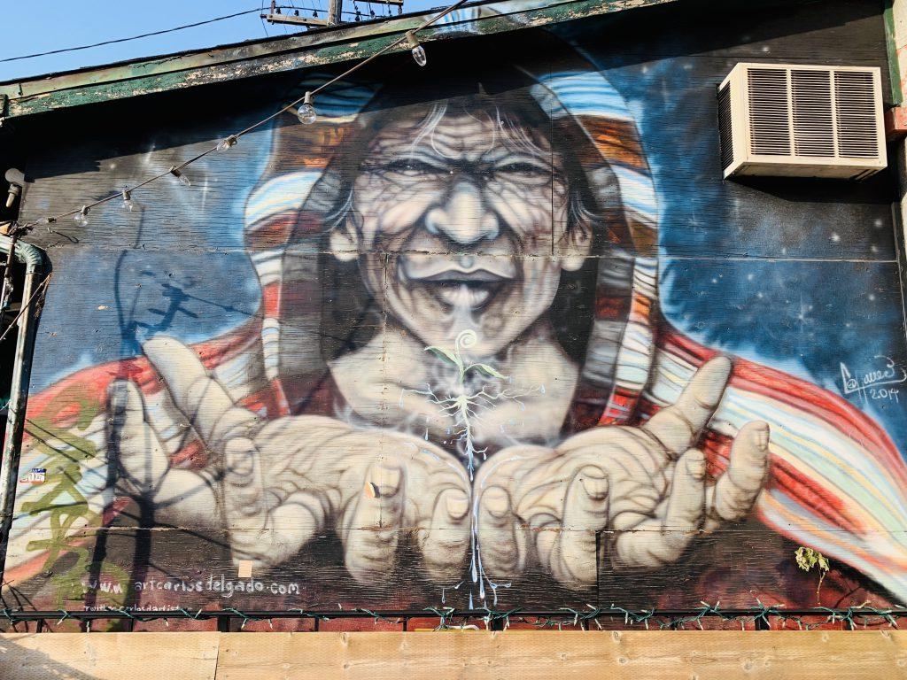 street art Kensington Toronto