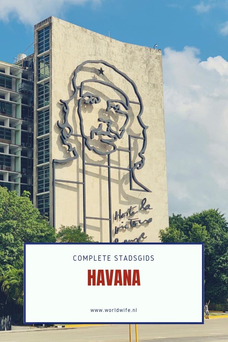 Alles wat je moet weten als je naar Havana gaat #Cuba