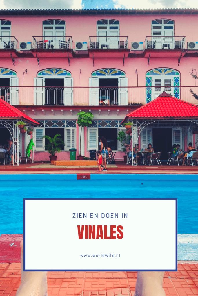 Zien en doen in Viñales op Cuba