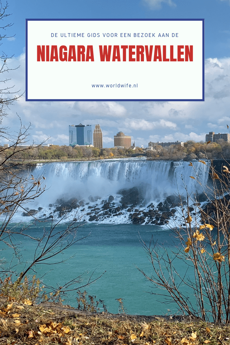 De ultieme gids voor een bezoek aan de Niagara Watervallen - Worldwife.nl