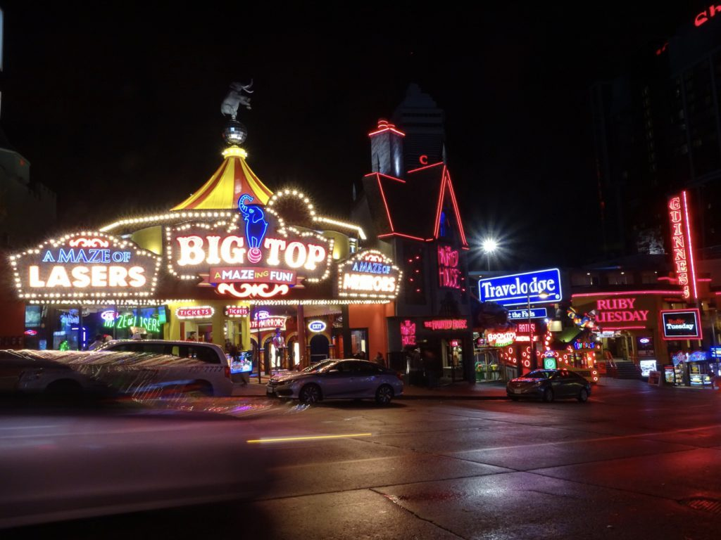 Clifton Hill Niagara