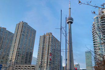 zien en doen in Toronto