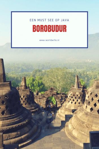 Borobudur: een must-see op Java #Indonesië #Java #Borubudur