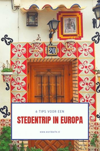 Reisbloggers tippen hun favoriete stad voor een stedntrip in Europa #citytrip #Europa #stedentrip