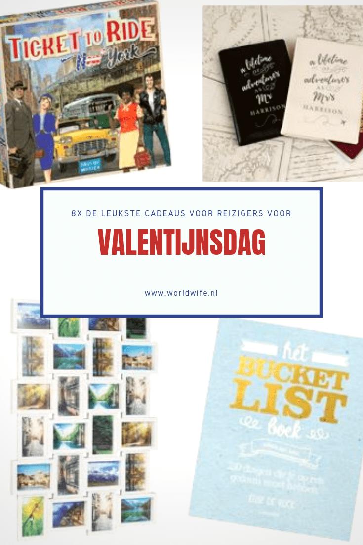 8x de leukste cadeaus voor reizigers voor Valentijnsdag #travelgift #giftideas #valentijn