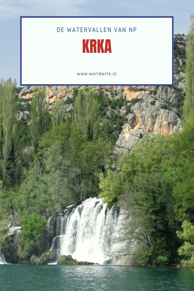 De prachtige watervallen van Krka national park in Kroatië #krka #croatia #kroatie