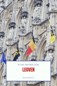 Leuven: 10 tips van een local