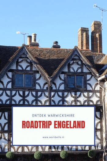 Ontdek Warwickshire tijdens een roadtrip door centraal Engeland