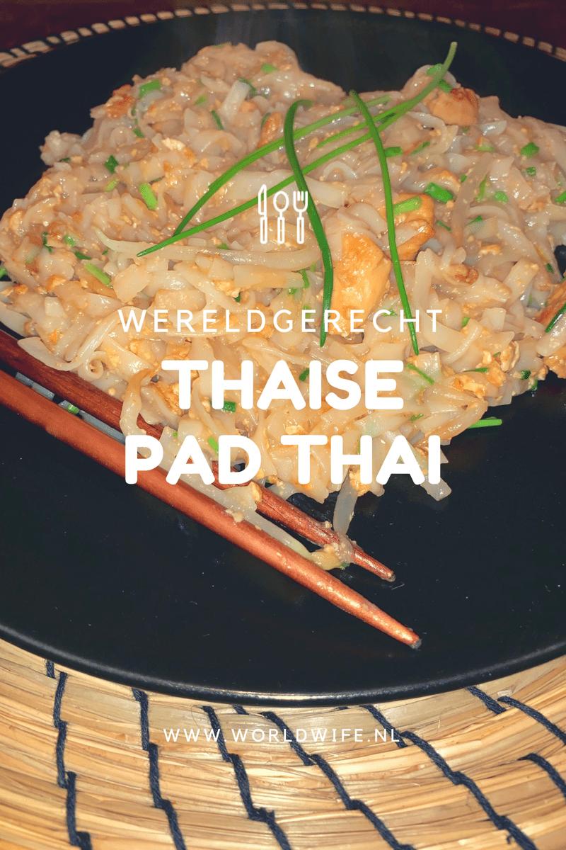 Recept voor Thaise Pad Thai