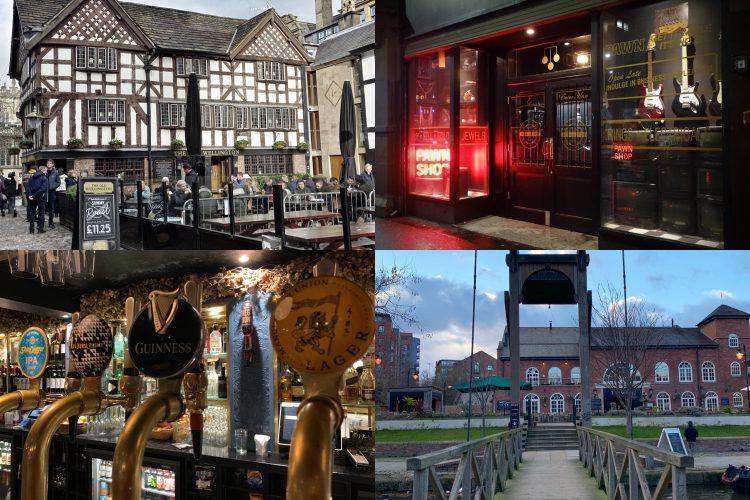 Beste pubs Manchester