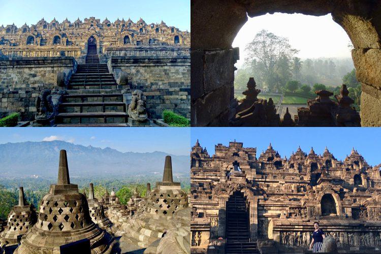 Borobudur Java