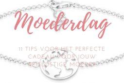 Moederdag: 11 tips voor het perfecte cadeau voor jouw reislustige moeder