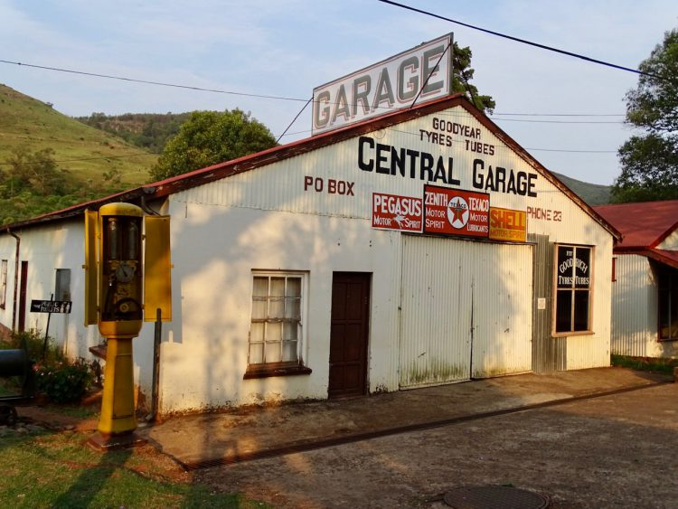 Pilgrim's Rest Zuid-Afrika