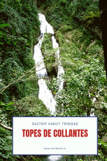 Maak een uitstapje naar Topes de Collantes vanuit Trinidad