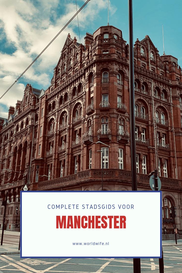 Tips voor een weekend Manchester #stedentrip #Manchester #Engeland