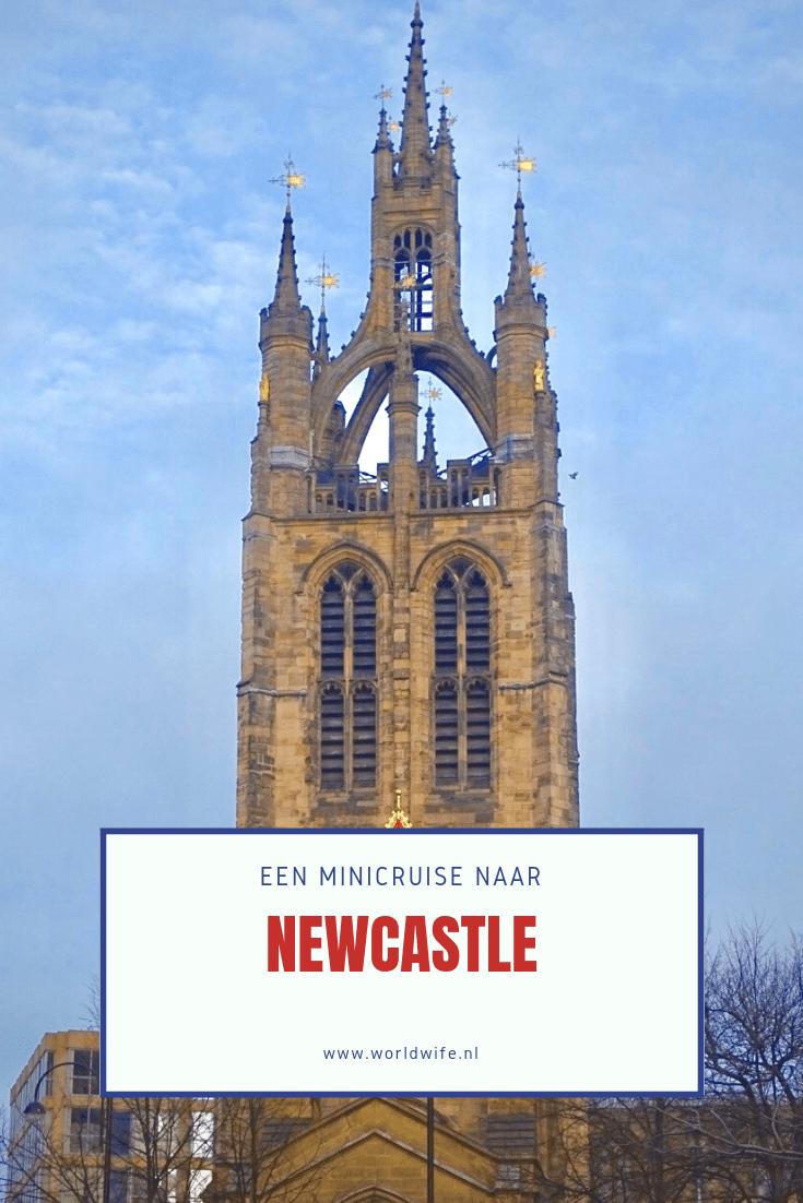 Wat te doen tijdens een minicruise naar Newcastle #cruise #engeland #newacstle