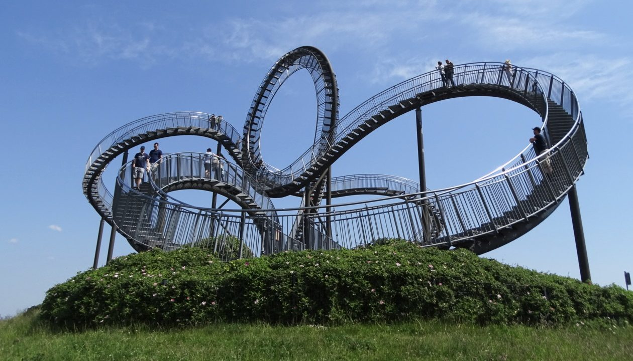 Tiger & Turtle Magic Mountain Duisburg