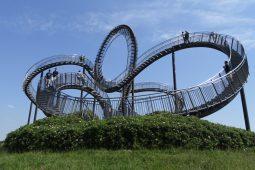 Tiger & Turtle, de langzaamste achtbaan ter wereld