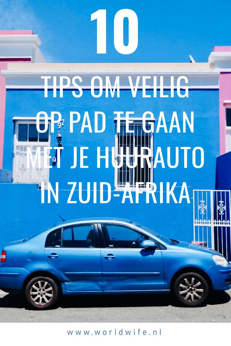 10 tips om veilig op pad te gaan met je huurauto in Zuid-Afrika
